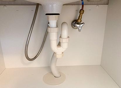 洗面化粧台水栓