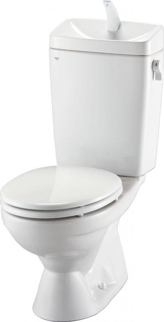 LN 洗浄便座付き|節水トイレ