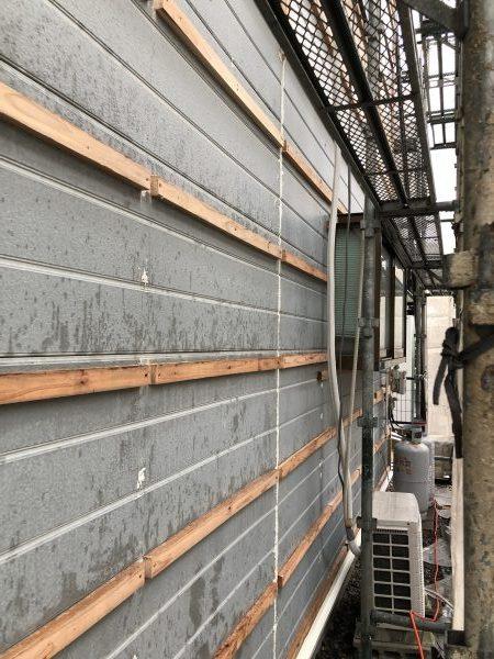 既存外壁の上から新たな外壁をつくる外装リフォーム
