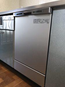2018年1月完成 キッチンの設備交換リフォーム