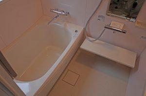 2階の浴室リフォーム■工事中■