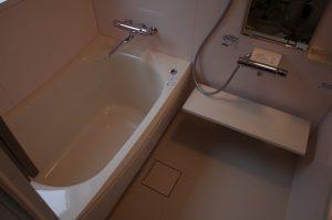 2階のお風呂 完成しました!
